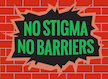 No Stigma No Barriers Logo